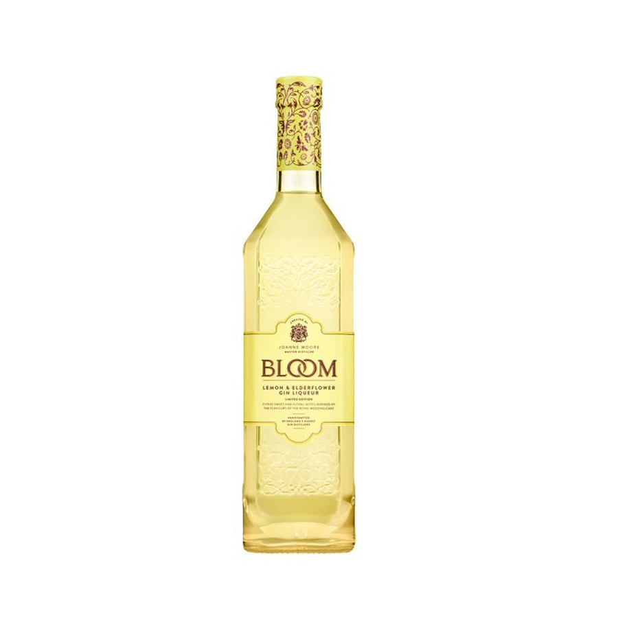Bloom-Gin-Lemon–Elderflower-Liqueur