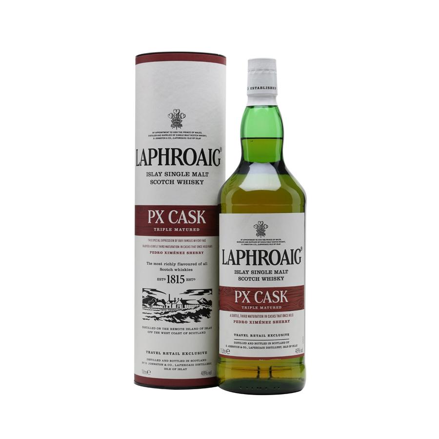 Laphoraig–PX-Cask